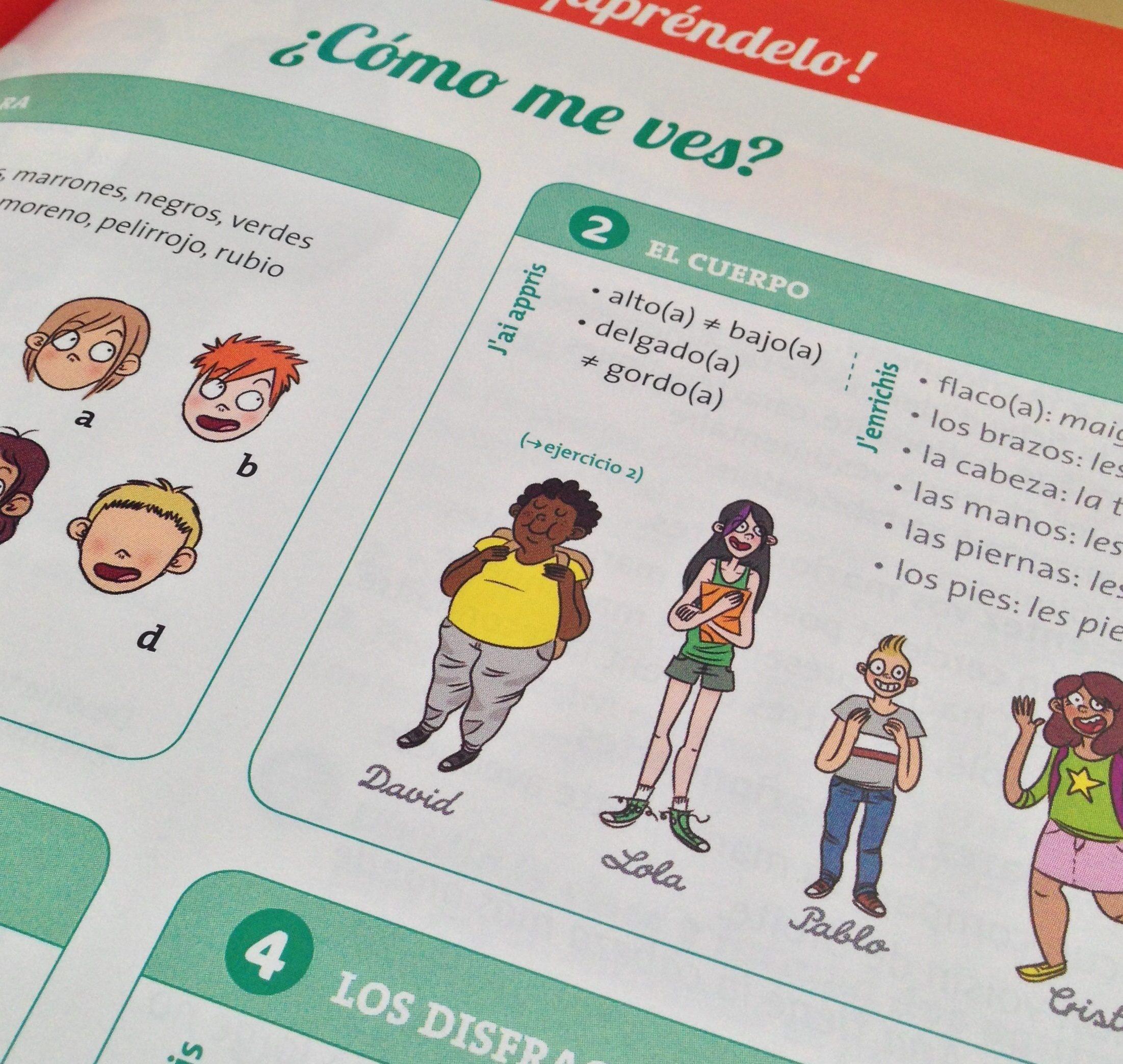 Ilustraciones para libros de texto