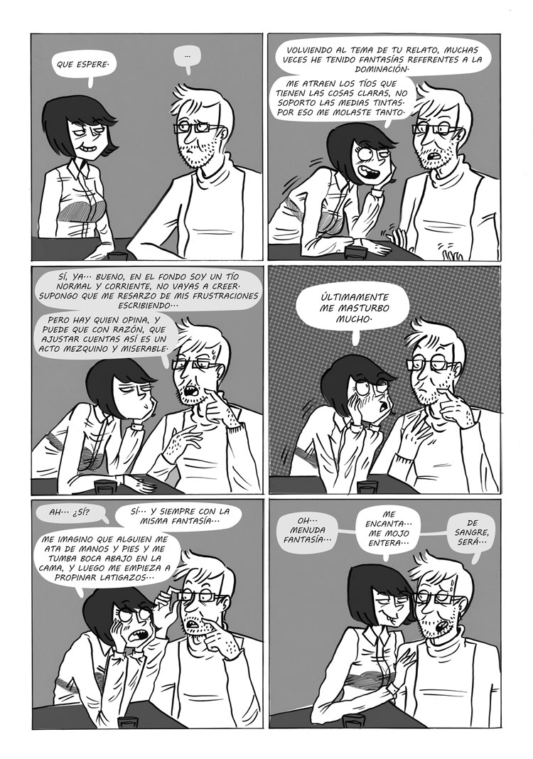 La hormona masculina