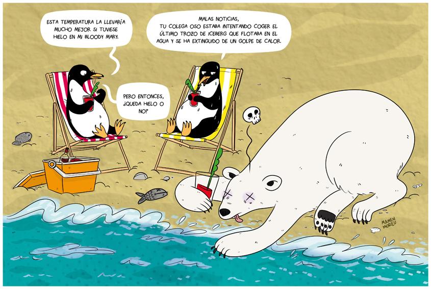 Cambio climático I
